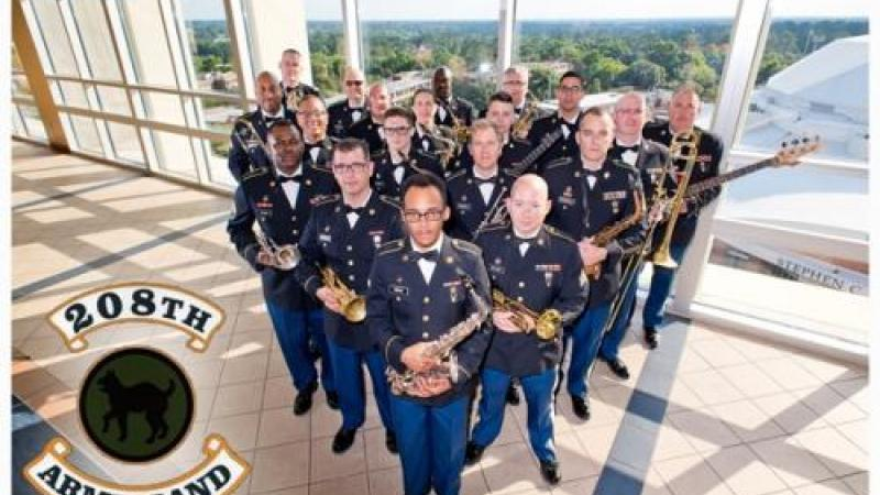 Christmas Concert Featuring the 208th Army Band