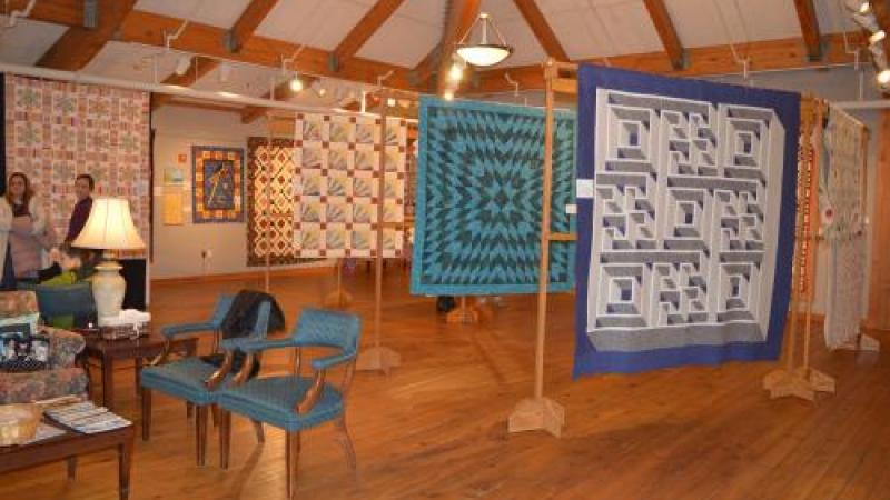 Outer Banks Community Quilt Show at Roanoke Island Festival Park