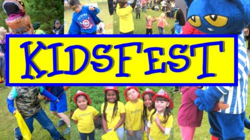 Kidsfest 2018 at Roanoke Island Festival Park