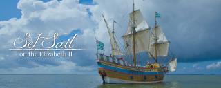 Elizabeth II ship banner image
