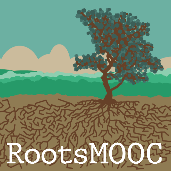 RootsMOOC logo