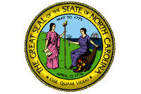 The great seal of the State of North Carolina. For full description see adjacent D link