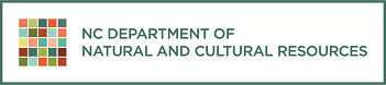 The library is part of the North Carolina Department of Natural and Cultural Resources