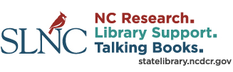 The library is part of the State Library of North Carolina