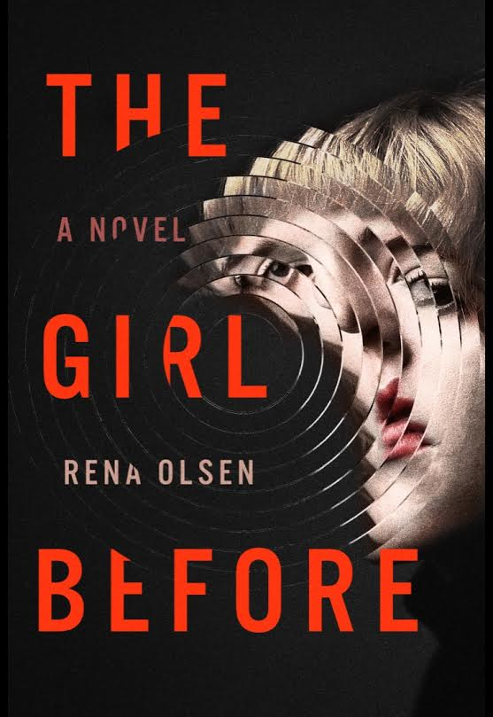 The cover for The Girl Before