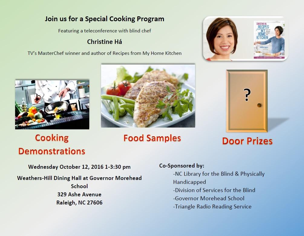 Cooking program promotional image