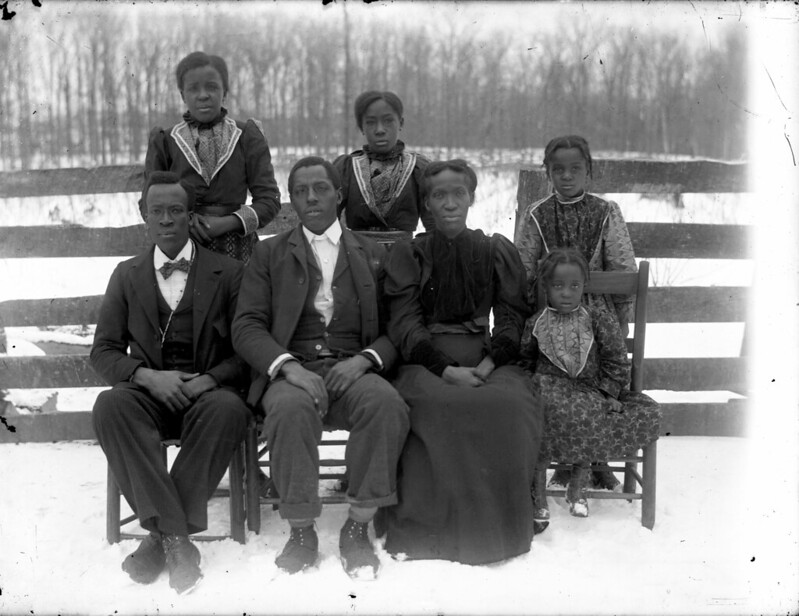 Deshong Family Photo Collection, PhC.248, State Archives of North Carolina, Raleigh, NC.