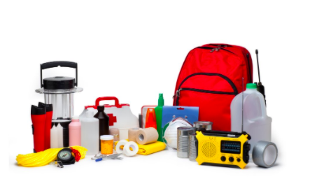 North Carolina Department of Public Safety recommends preparing an Emergency Survival Kit as part of your emergency planning.