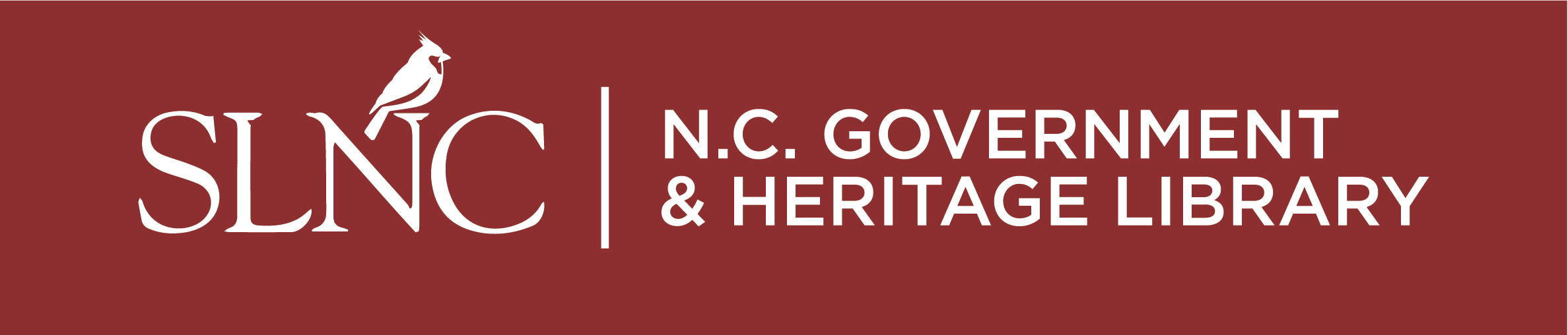 The logo for the Government and Heritage Library