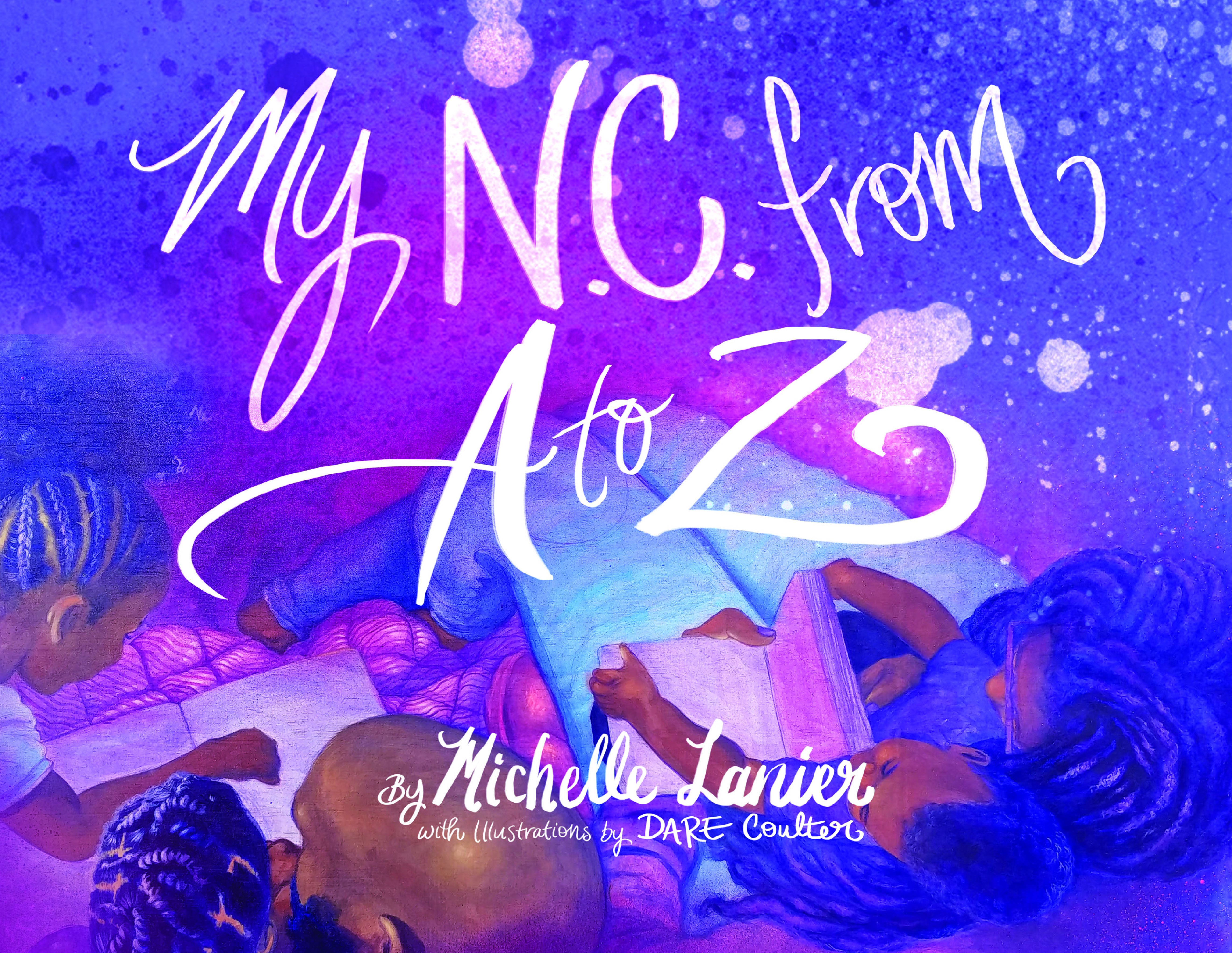 Cover of My N.C. from A to Z