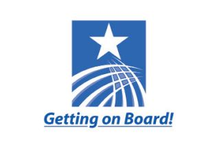 Getting on Board!