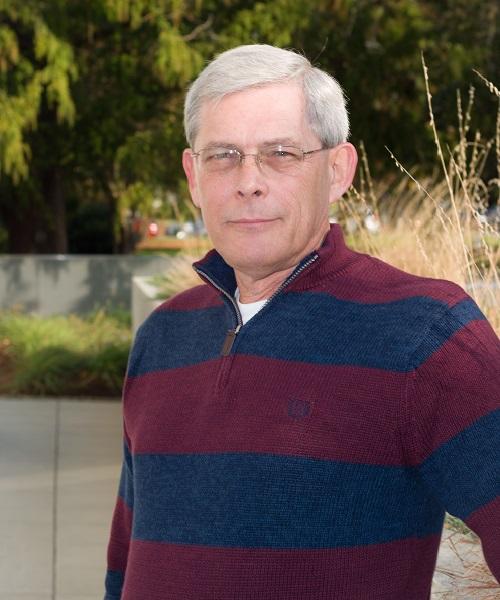 Photograph of Jeffrey Hamilton, Adult Services Consultant