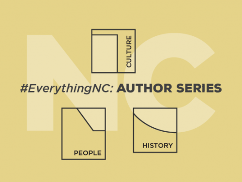 #EverythingNC: Author Series