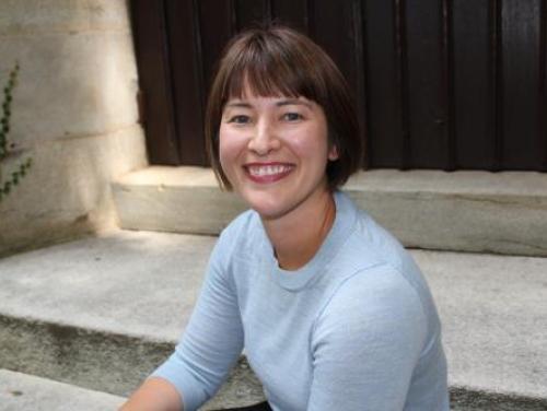 Photograph of Amanda Johnson, Data Analysis and Communications Consultant