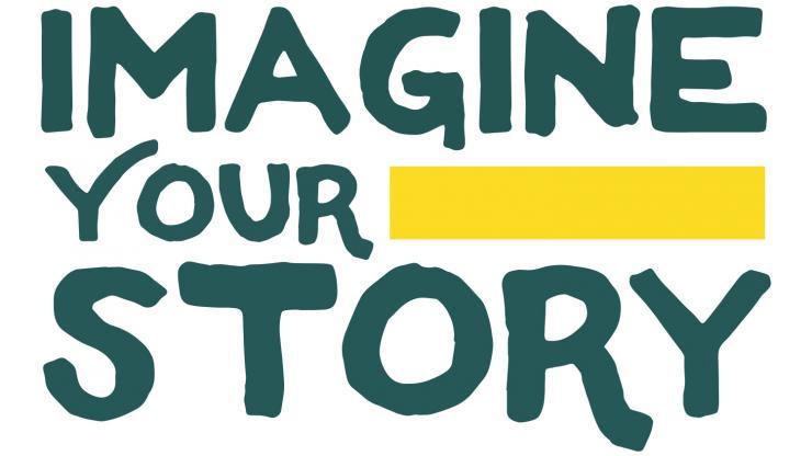 Imagine Your Story slogan