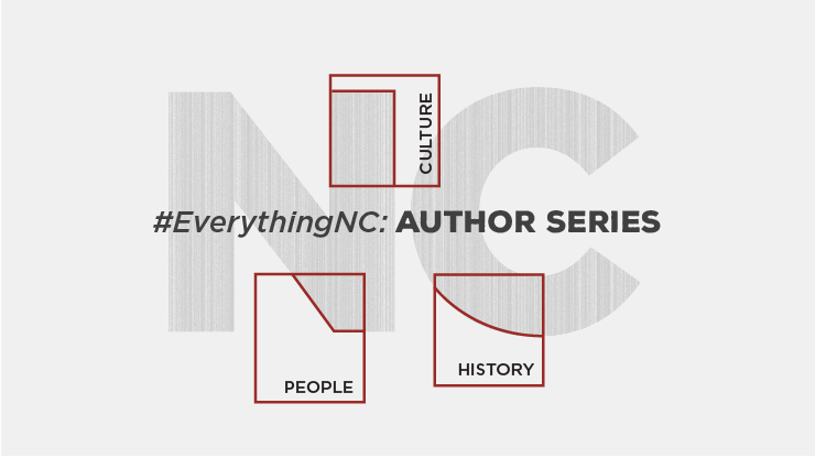 #EverythingNC Author Series