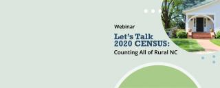 Let's Talk 2020 Census Rural NC, Front yard, Front Door, House