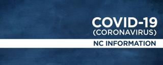 covid 19 coronavirus North Carolina Information