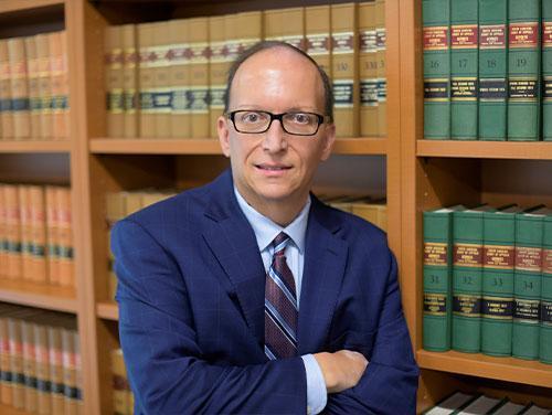 General Counsel John Hoomani