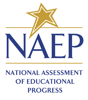 North Carolina's results on the National Assessment logo