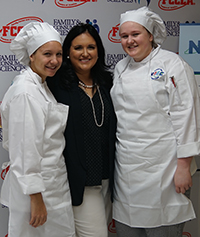 Photo of Apex High Jr. Chef Team