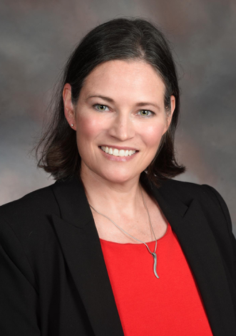 Teacher of the Year, Maureen M. Stover