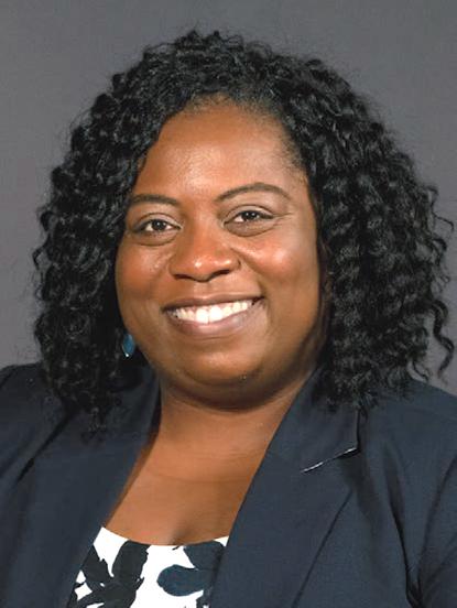 2020 Principal of the Year, Kisha Clemons