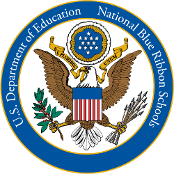 Blue Ribbon Schools logo