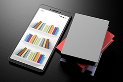 Textbooks-Print and Device
