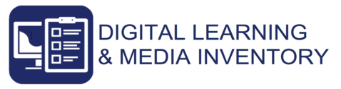 Digital Learning and Media Inventory