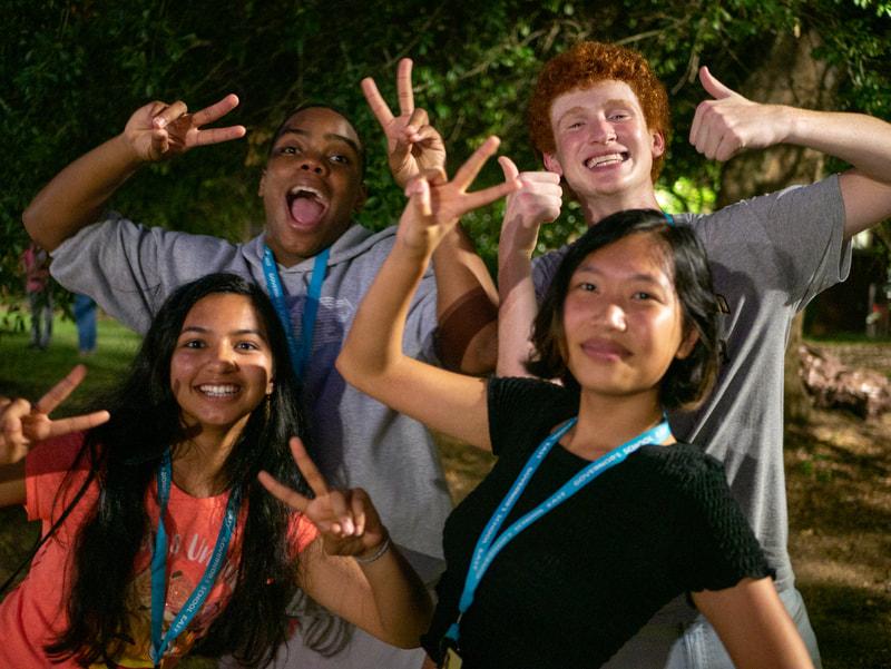 Gov School East students