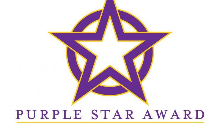 Purple Star Schools Logo