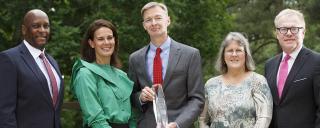 Wells Fargo Foundation is proud sponsor of NCPOY Program