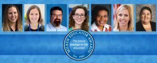 Milken National Educators Winners