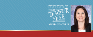 2019 Teacher of the Year Mariah Morris