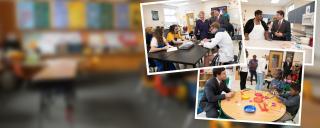State Superintendent Visits Winston-Salem/Forsyth County Schools