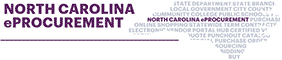 NC eProcurement logo
