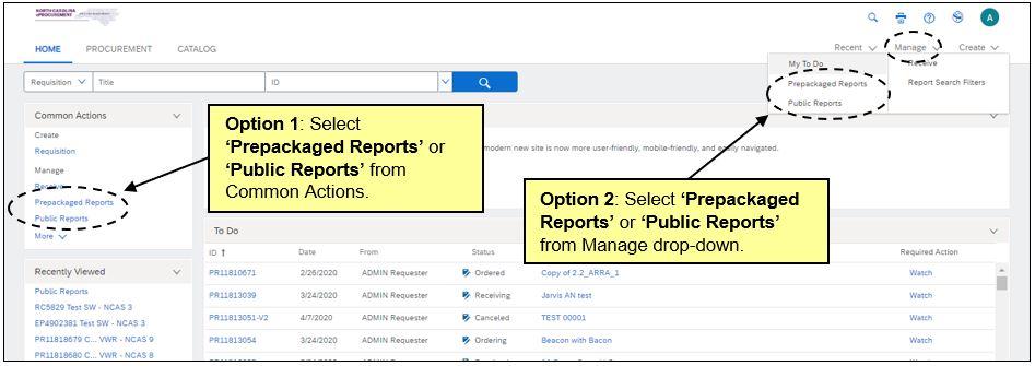 Reporting - Access in GB