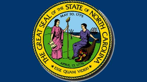 State of North Carolina seal