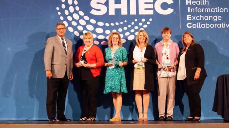 NC HIEA Wins National Award