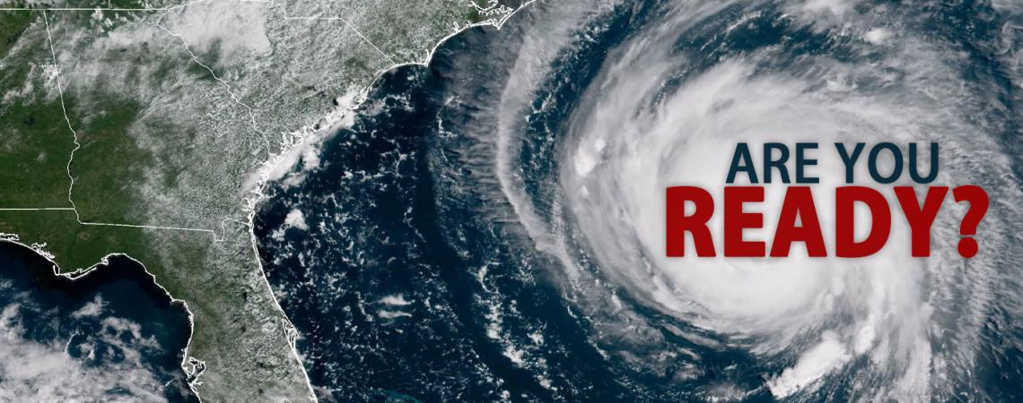 Are you ready? Image of Hurricane
