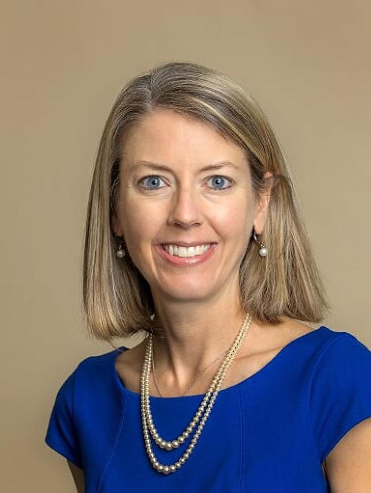 Director of Communications and Policy Development Jennifer Haigwood portrait.