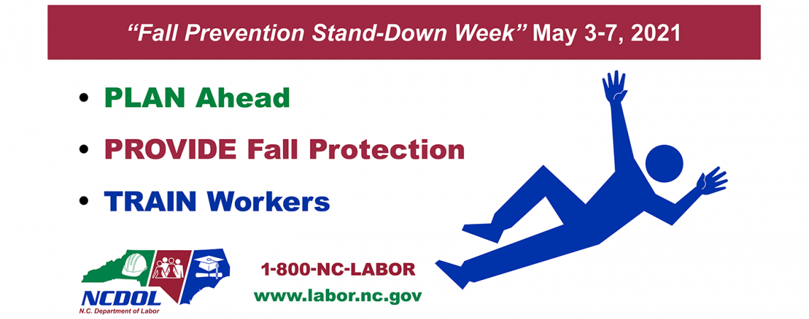 Stand-Down Fall Prevention