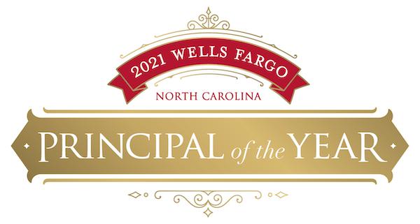 2021 Principal of the Year Logo