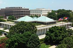 Photo of NC General Assembly building.