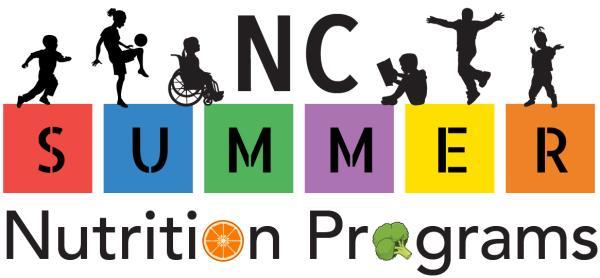 North Carolina Summer Nutrition Programs Logo