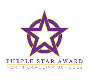 Purple Star Schools Logo