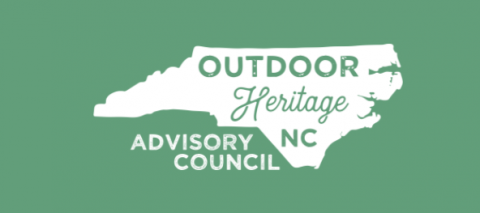 Logo for Outdoor Heritage NC