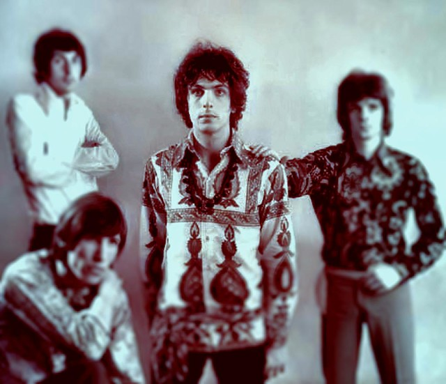 Pictured above: Pink Floyd, whose namesake has an interesting North Carolina tie