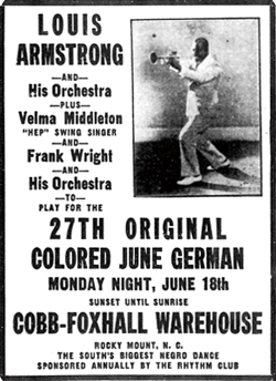 June German playbill